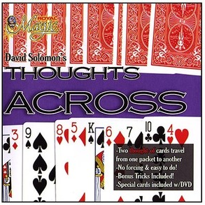 Thoughts Across by David Solomon