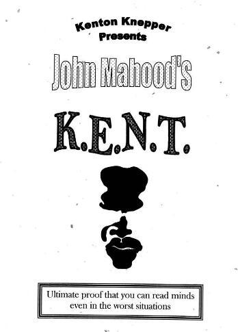 KENT by Kenton Knepper
