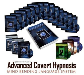 Advanced Covert Hypnosis by Igor Ledochowski