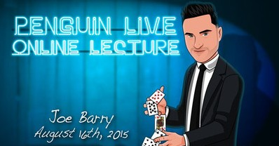 Joe Barry Live (Penguin Live)