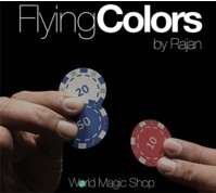 Flying Colors by Rajan
