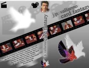 Card Fantasy by Jean Pierre Vallarino