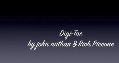 DigiTac by Richard Piccone
