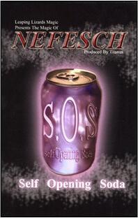 S.O.S Self Opening Soda by Nefesch