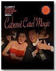 Cabaret Card Magic by Bill Abbott