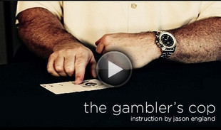 Gambler's Cop by Jason England