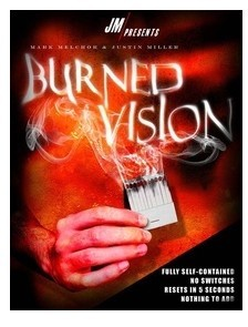 Burned Vision by Justin Miller