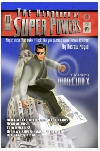 Handbook of Super Powers by Andrew Mayne