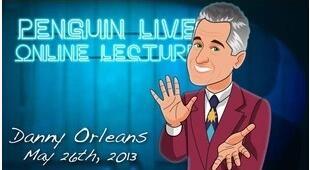 Danny Orleans LIVE Penguin LIVE