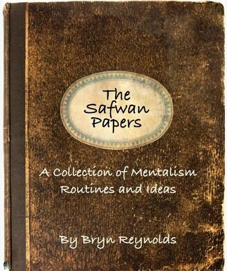 The Safwan Papers by Bryn Reynolds