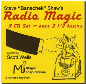 Radio Magic by Banachek