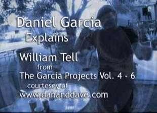 William Tell by Daniel Garcia
