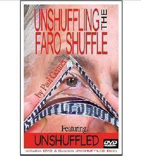 Unshuffling The Faro Shuffle by Paul Gertner