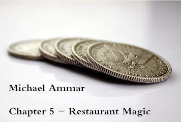 Michael Ammar Chapter 5 Restaurant Magic