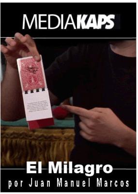 El Milagro by Juan Manuel Marcos