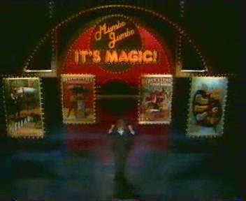 Mumbo Jumbo It's Magic by Tom Bosley