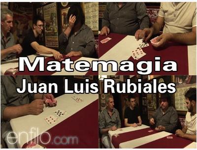 Matemagia by Juan Luis Rubiales