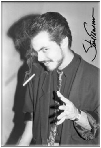 Floating Cigarette by Steve Fearson