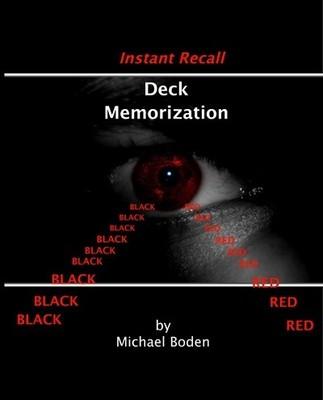 Instant Recall Deck Memorization