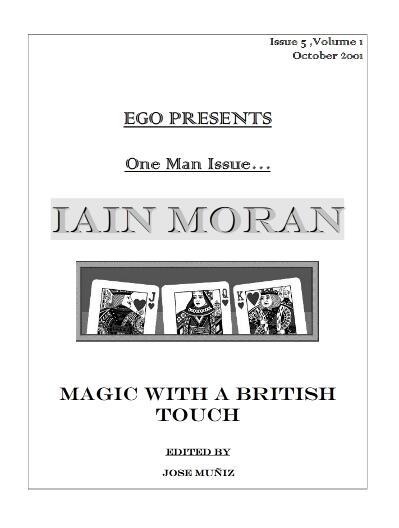 Magic With A British Touch by Iain Moran