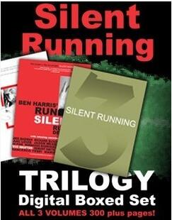 Silent Running Trilogy by Ben Harris