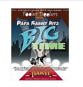 Papa Rabbit Hits The Big Time by Daryl
