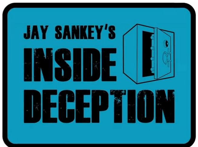 Inside Deception by Jay Sankey