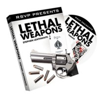 Lethal Weapons by Stephen Leathwaite and RSVP