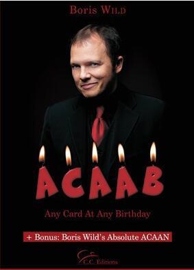 Any Card At Any Birthday by Boris Wild