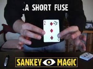 A Short Fuse by Jay Sankey
