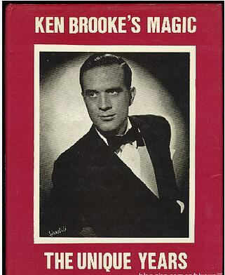 The Unique Years by Ken Brooke