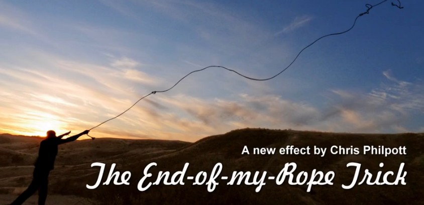 The End Of My Rope Trick by Chris Philpott Download now