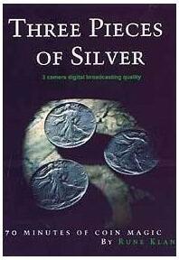 Three pieces of silver by Rune Klan