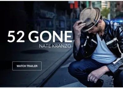 Ellusionist 52 Gone by Nate Kranzo