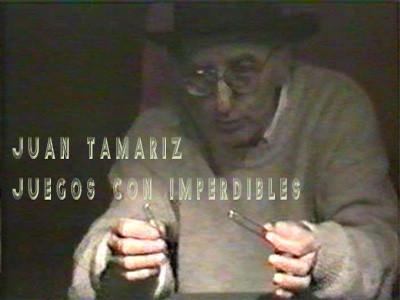 Juegos Con Imperdibles by Juan Tamariz