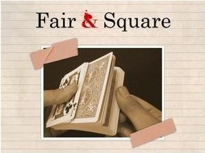 Fair & Square by Ken Niinuma