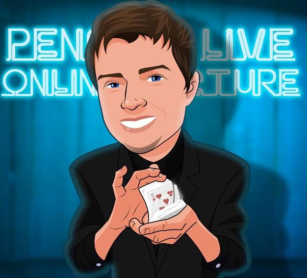 Pierric LIVE Penguin LIVE