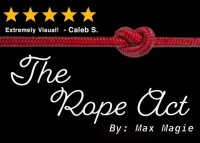 A TRUE rope THROUGH neck by Maxim Durocher (Instant Download)