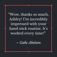 AATT1 – The Hand Stick by Ashley Green