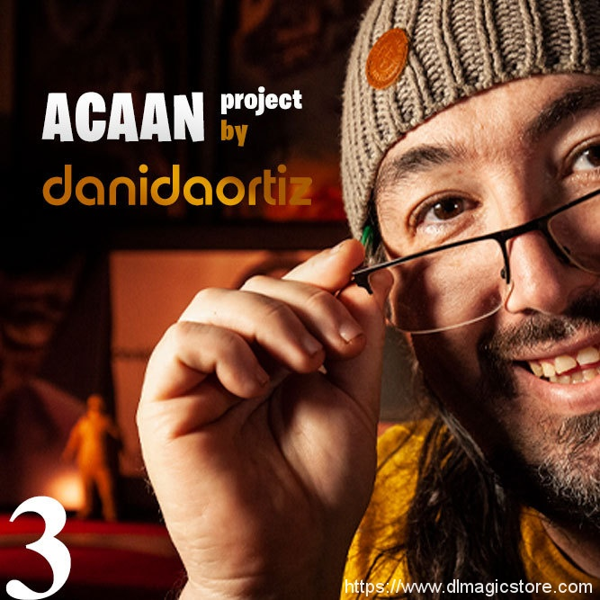 ACAAN Project by Dani DaOrtiz (Chapter 03)