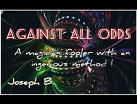 AGAINST ALL ODDS by Joseph B. (Instant Download)