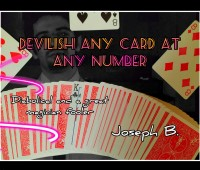 ANY CARD AT ANY TOTAL By Joseph B. (Instant Download)
