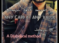 ANY CARD AT ANY VALUE By Joseph B. (Instant Download)
