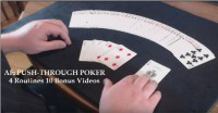 AUDIENCE FIRST PUSH-THROUGH POKER by Steve Reynolds