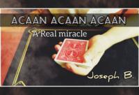 ACAAN ACAAN ACAAN by Joseph B. (Instant Download)