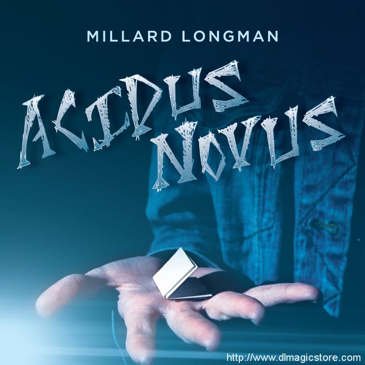 Acidus Novus by Millard Longman (Instant Download)