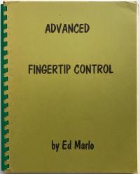 Advanced Fingertip Control by Edward Marlo