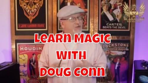 Alakazam Online Magic Academy with Doug Conn