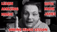 Alakazam Online Magic Academy with Mark James LIVE 2 Instant Download