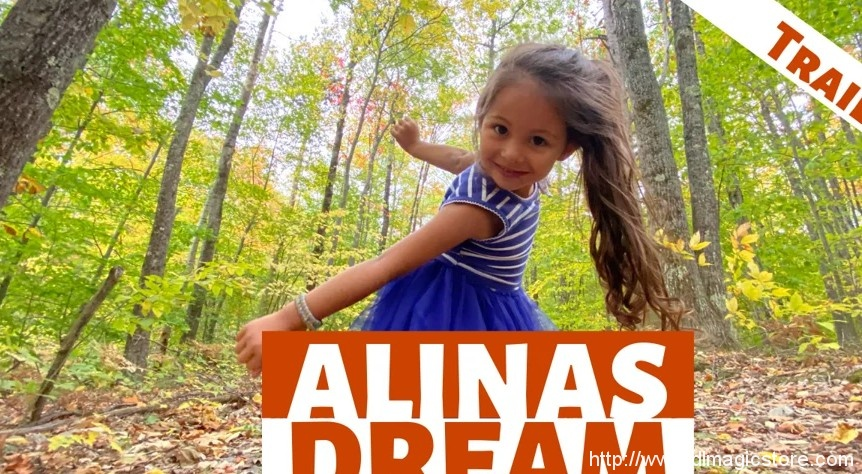 Alinas Dream by Adam Wilber